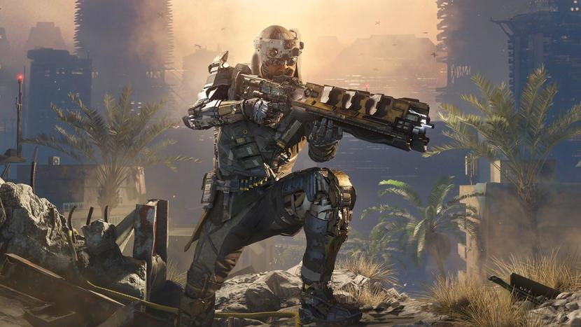 Call of Duty Black Ops 4 Games