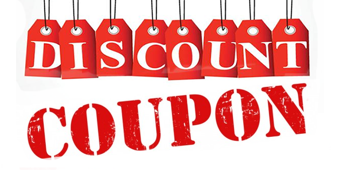 several types of coupon codes