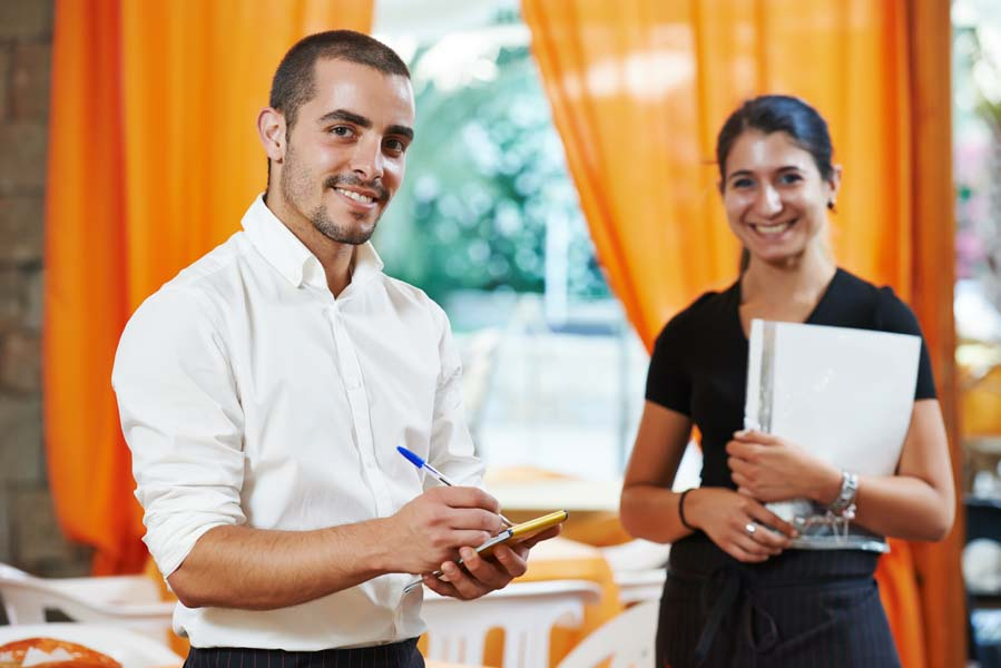 hire waitresses in Melbourne