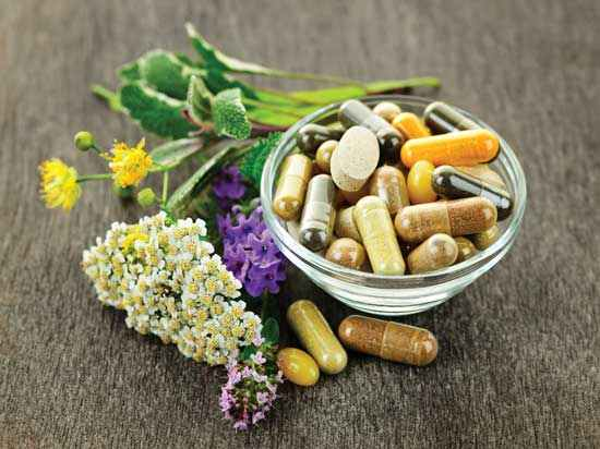 Healthy Supplements Complement your Diet