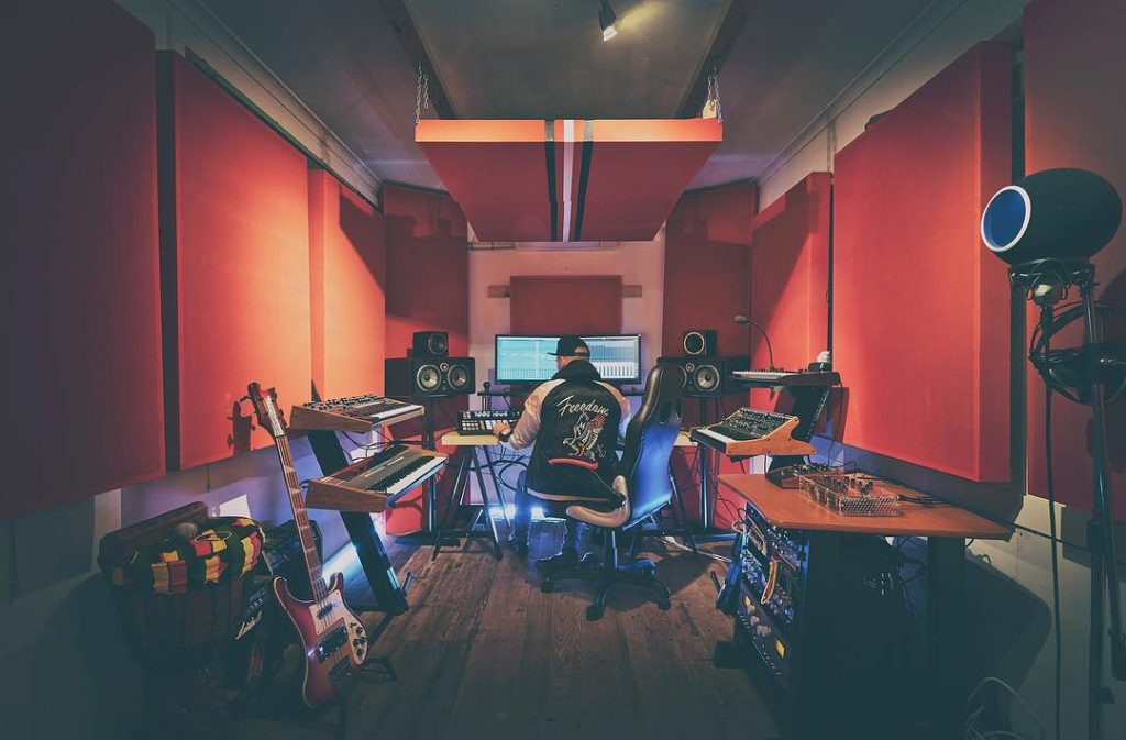 Spike Leo music production