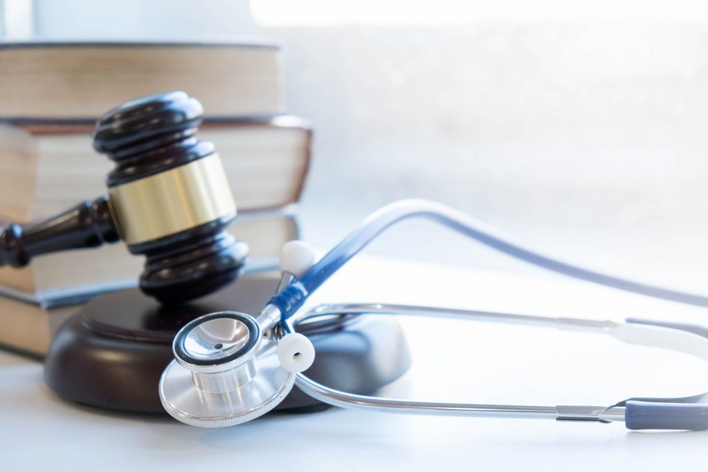 becoming a healthcare lawyer