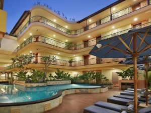 Spa and hotel
